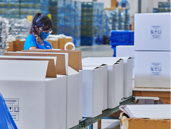 Just-in-Time Inventory Solutions