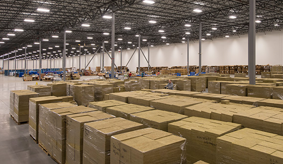 Inventory Managed Around Your Company