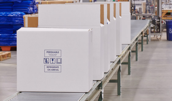 Printing for Shipping and Handling